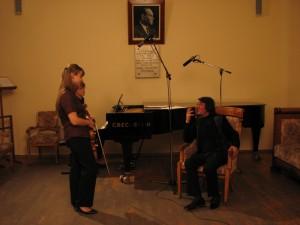 With Jury Bashmet